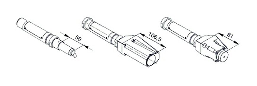 PI MA-35 Motor Drawing