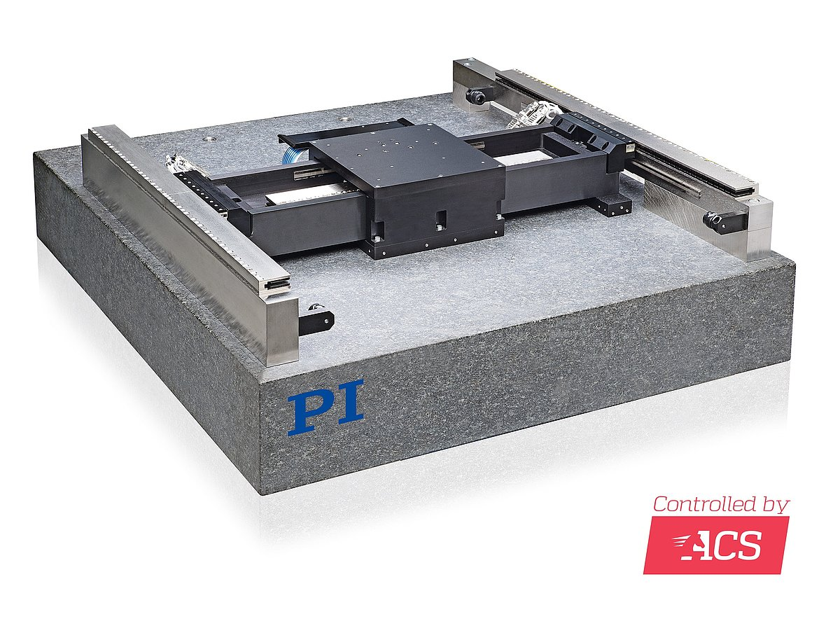 A-322 PIglide HS Planar Scanner with Air Bearing