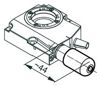 RS-40 DC motor drawing
