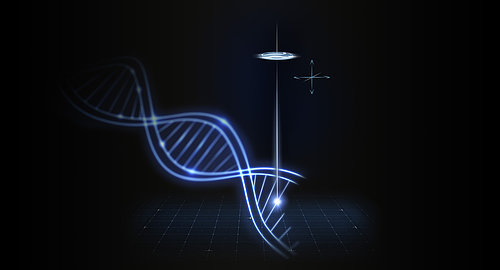 "The genome analysis method known as ""sequencing-by-synthesis"" is based on fluorescence microscopy."